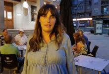 """Photo of María Albert: """"Non tiñamos idea de que habería unha suba tan alta no BNG e que Valdeorras tería parlamentaria"""""""