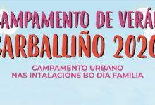 Photo of O Carballiño organiza un campamento de verán con quendas e prazas limitadas