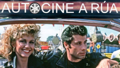 "Photo of A película ""Grease"" estreará o autocine da Rúa"