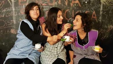 """Photo of o ciclo """"De Perto"""" continúa o 15 de xullo con """"Divas de diván"""""""