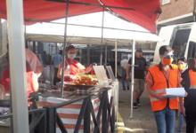Photo of Feira do día 7 na Rúa, gardando as medidas de seguridade