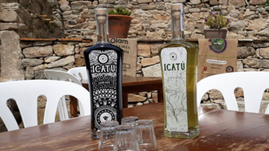 Photo of Dous ouros para os licores Icatú no Internacional Wine Awards 2020