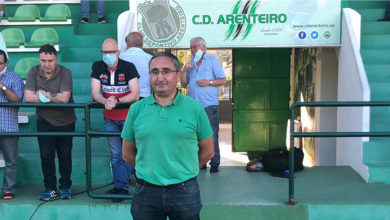 Photo of Argimiro Marnotes, novo presidente do CD Arenteiro