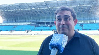 """Photo of Nilo Ramos, presidente do CD Barco: """"É unha pena que non poidan vir os afeccionados"""""""