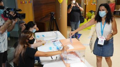 """Photo of A cabeza de lista do BNG por Ourense, Noa Presas, destaca que """"é máis importante que nunca ir a votar"""""""