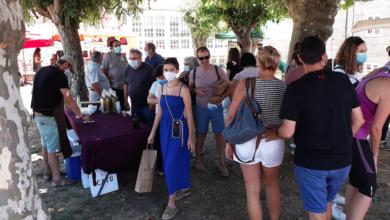 Photo of A feira de produtos artesáns de Parada de Sil reúne unha ducia de postos