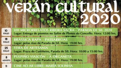 "Photo of Artesanía, cine, fotografía ou contos, no ""Verán cultural"" de Parada de Sil"