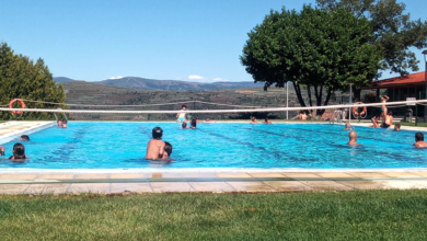 Photo of As piscinas de Manzaneda, un lugar para refrescarse nos meses de estío