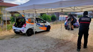 Photo of Uns 130 voluntarios de Protección Civil colaboran co Rallye de Ourense para garantir a seguridade