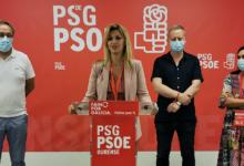 """Photo of Marina Ortega: """"Teño que poñer en valor todo o traballo e esforzo que fixemos dende o PSdeG"""""""
