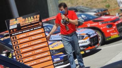 Photo of Pepe López sairá en primeira posición no 53 Rallye de Ourense