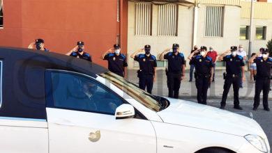 Photo of Sentida despedida ao policía local xubilado José Roo, no Barco