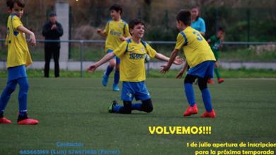 Photo of O CD Rúa abre o prazo de inscrición para a vindeira tempada 2020/2021