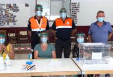 Photo of A xornada electoral en Quereño (Rubiá)