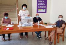 Photo of A xornada electoral en Rubiá
