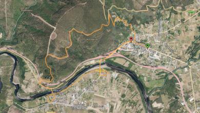 """Photo of Retómanse as """"Andainas Val de Quiroga"""" cunha ruta ao Mirador da Conchada"""