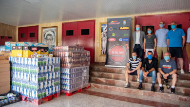 """Photo of A campaña solidaria do Sala Ourense """"Tu ayuda es de 10"""" recada 12.357,50 euros"""