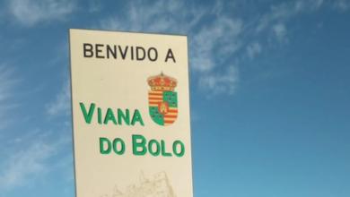 Photo of Nova sinalizacion de entrada ao municipio de Viana na estrada OU-533