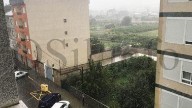 Photo of A tormenta descarga na Rúa
