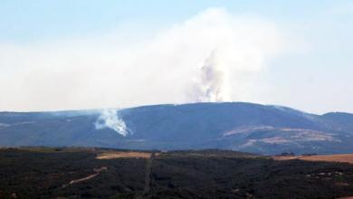 Photo of O lume de Vilardemilo (Viana) chega ás 230 hectáreas