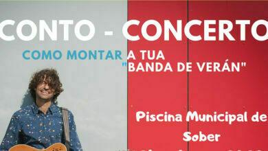 "Photo of Espectáculo ""conto-concerto"" este venres 21 de agosto en Sober"
