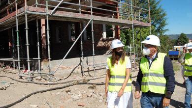 Photo of Avanzan correctamente as obras do Centro Galego de Innovación en Formación Profesional (Ourense)
