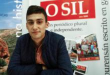 """Photo of Cristian Fidalgo: """"Namoreime da vida de circo"""""""