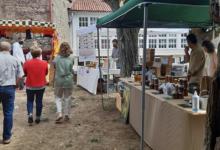 Photo of Moi boa acollida da Feira de artesanía e produtos locais de Parada de Sil