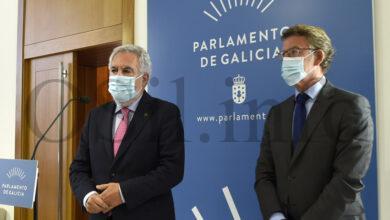 Photo of O presidente do Parlamento propón a Feijóo como candidato á presidencia da Xunta