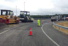 Photo of Comezan as obras de mellora na AG-53, entre Dozón e San Cristovo de Cea