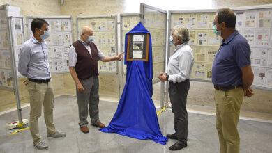 Photo of Exposición filatélica en Ourense dedicada ao Camiño de Santiago
