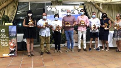 Photo of A entrega de premios da XXI Cata dos Viños de Valdeorras, en imaxes