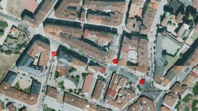 Photo of As obras da rúa Francisco de Moure (Ourense) comezan mañá, 26 de agosto