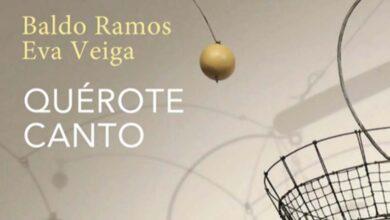 """Photo of O libro """"Quérote canto"""", de Eva Veiga e Baldo Ramos presentarase en Celanova"""