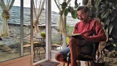 """Photo of Manxo Fernández: """"O que me motiva é contar cousas dunha forma diferente"""""""