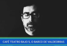 Photo of O Café Teatro Bajo 5 do Barco acolle o concerto de Amaro Ferreiro