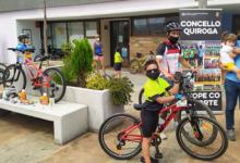 Photo of O Día da Bicicleta de Quiroga reúne a 52 ciclistas