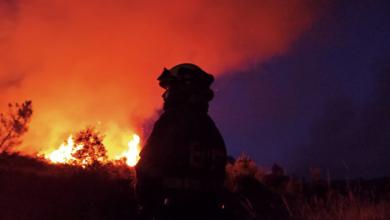 Photo of A provincia de Ourense, castigada polos incendios forestais