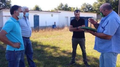 Photo of Obras de mellora nas instalacións deportivas de Salamonde (San Amaro)