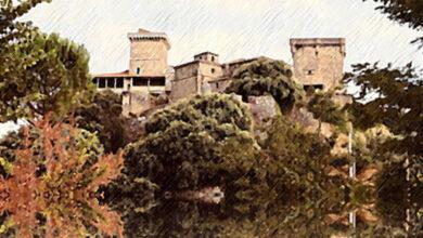 Photo of A Acrópole de Monterrei será o escenario dun concurso de pintura o 19 de setembro