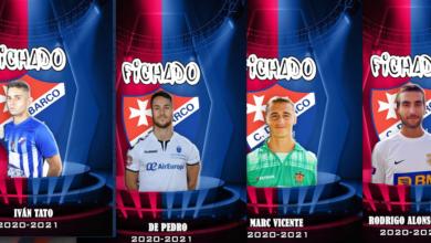 Photo of O CD Barco anuncia outras catro fichaxes para a tempada 2020/21