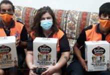 """Photo of Protección Civil da Rúa agradece a doazón de caixas da edición """"Un millón de gracias"""" de Estrella Galicia"""