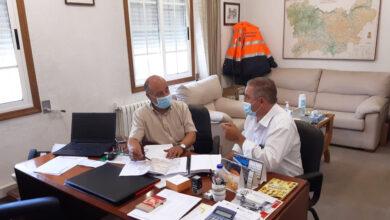 Photo of O alcalde de Manzaneda trasládalle as demandas do municipio ao presidente da Confederación Miño-Sil