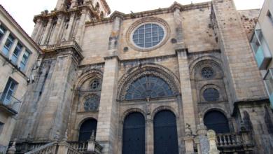 Photo of As torres de San Martiño e das Campás, e a fachada occidental da Catedral de Ourense serán restauradas
