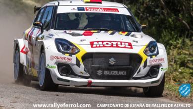 Photo of Ferrol dará comezo mañá á súa 51 edición do rallye