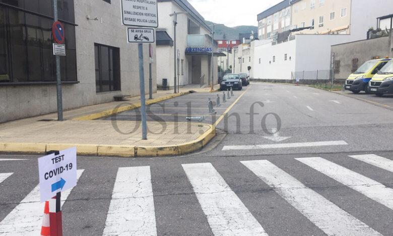 Photo of Ingreso por Covid no Hospital de Valdeorras