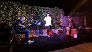 """Photo of Concerto de Lou & Jane no marco do """"Terrasón 2020"""" do Barco"""
