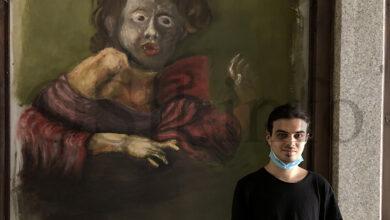 """Photo of Guillermo Coni Molina: """"Creo que O Barco é unha vila con moito potencial artístico"""""""