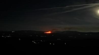 Photo of Estabilizado un incendio en Rubiais (Viana do Bolo)