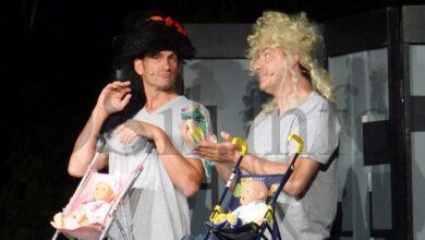 """Photo of Cita co teatro en Trives o 28 de agosto con """"Bicos con lingua"""""""